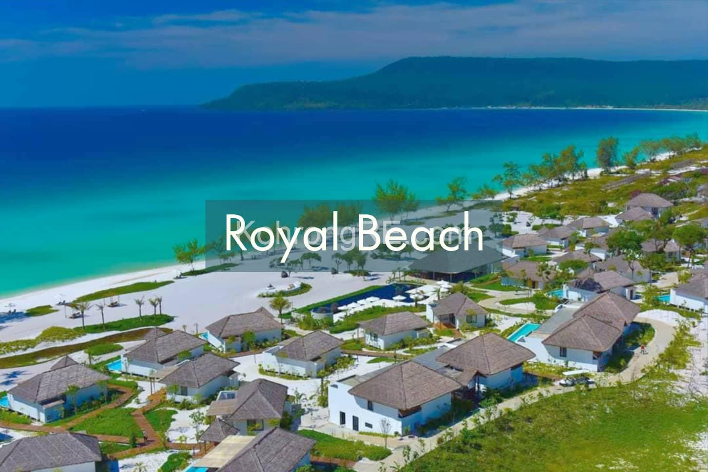 Royal Beach Koh Rong development casino airport Chinese investors Koh Rong island Cambodia a