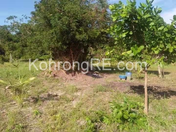 land for sale in Koh Rong near Royal beach long beach main road hard title hard card (4)