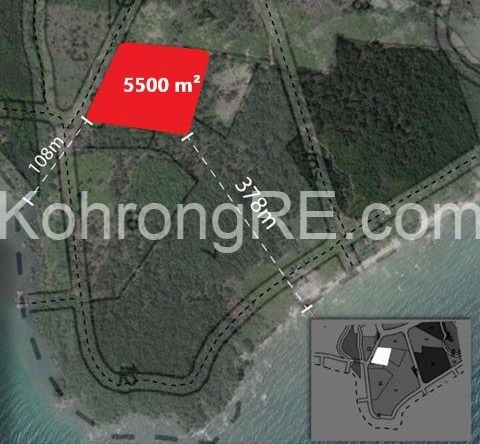 land for sale on Koh Rong near Pagoda Beach (1)