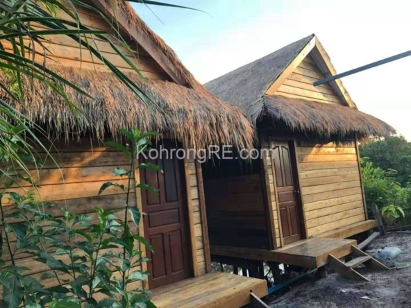 beachfront hotel for rent in Koh Rong at Royal Beach hard title (4)