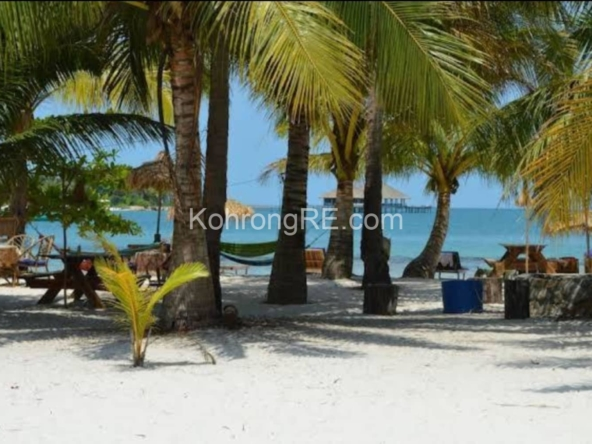 land for sale in Koh Rong island, Prek Sway, Palm beach, Cambodia (3)