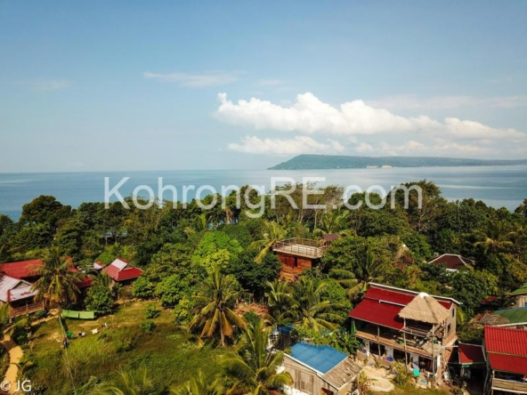 land for sale - land for rent - Koh Rong Samloem island - Cambodia - cheap land plot (3)